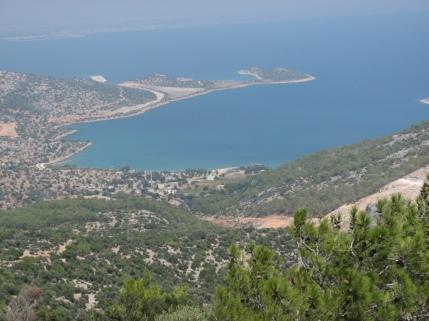 Boğsak Bay (Portus Pini)