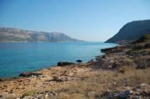 Dana Island looking northeast