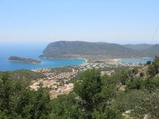 Aphrodisias and Kösrelik Island