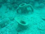 Amphorae fragments off Boğsak Island