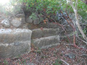 Quarry steps