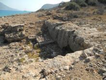 Shoreline quarries