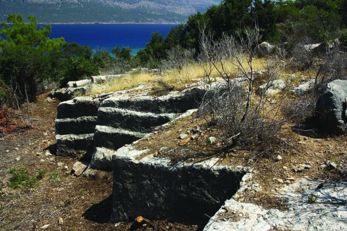 RESİM 3_Dana Adası taş ocağı örneği