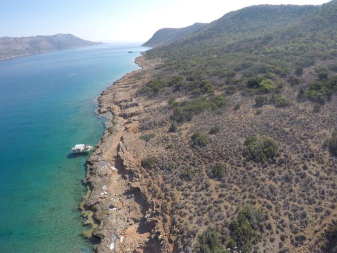 RESIM 1_Dana Adası batı kıyısı